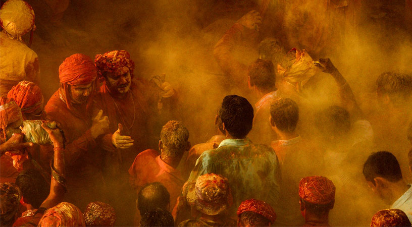 Dry Holi: A Step Closer to a Colourful Future
