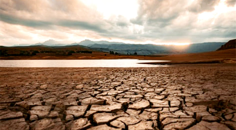 Water Exhaustion and Its Never-ending Demand